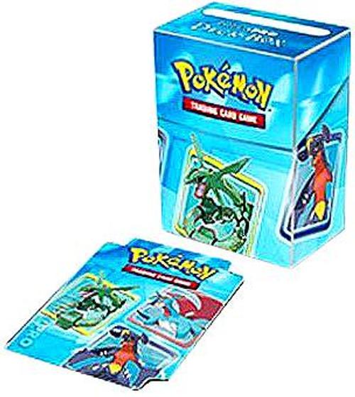 Pokemon Rayquaza Standard Deck Box [Generation 6]