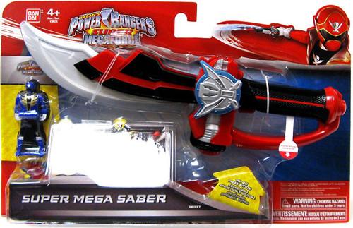 Power Rangers Super Megaforce Super Mega Saber Roleplay Toy