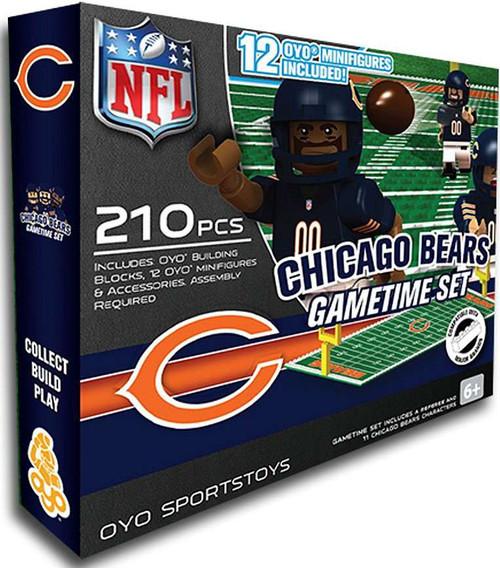 NFL Generation 1 Chicago Bears Gametime Set