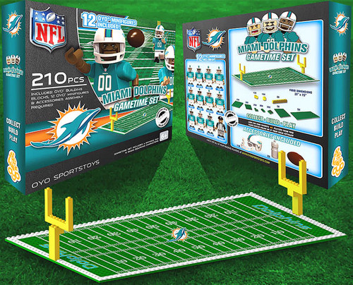 NFL Generation 1 Miami Dolphins Gametime Set