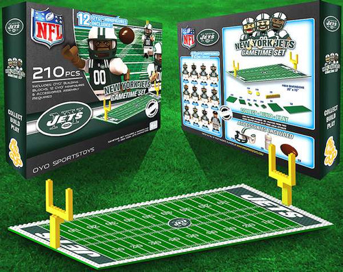 NFL Generation 1 New York Jets Gametime Set