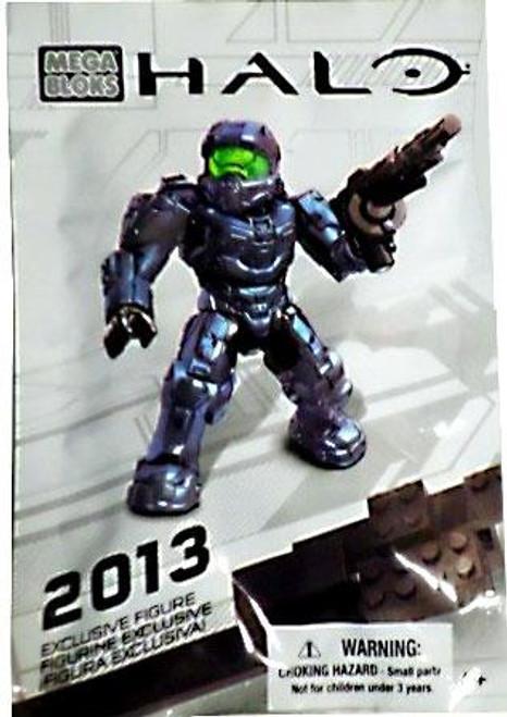 Mega Bloks Halo Steel Mark VI Spartan Exclusive Set #99693