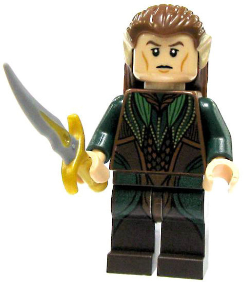 LEGO The Hobbit Loose Mirkwood Elf Minifigure [Sword Loose]