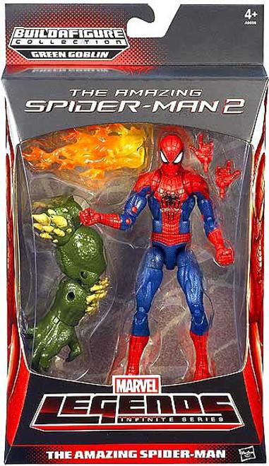 The Amazing Spider-Man 2 Marvel Legends Infinite Series Green Goblin The Amazing Spider-Man Action Figure
