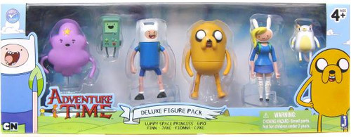 Adventure Time Deluxe Figure Pack