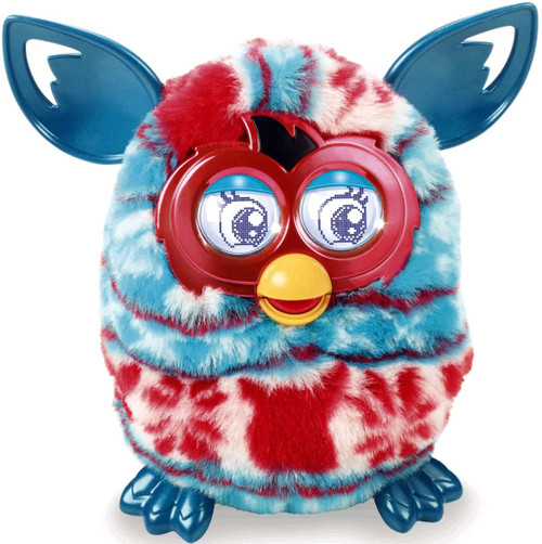 Furby Boom! Festive Sweater Edition Figure