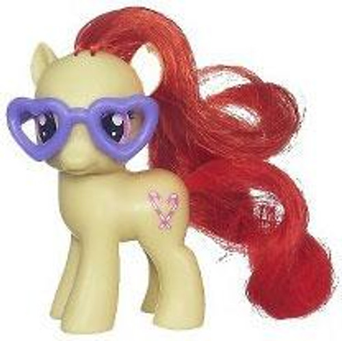 My Little Pony 3 Inch Loose Twist-a-loo Collectible Figure [Loose]