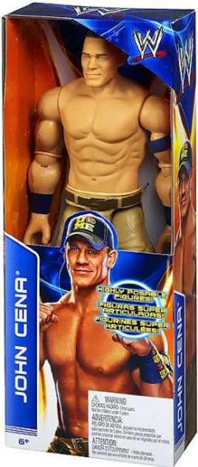 WWE Wrestling John Cena Action Figure