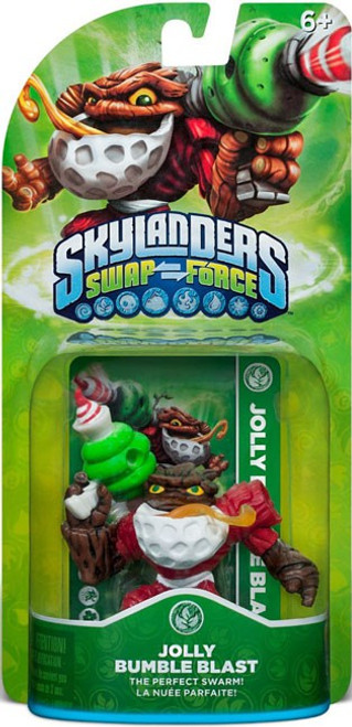 Skylanders Swap Force Bumble Blast Figure Pack [Jolly]