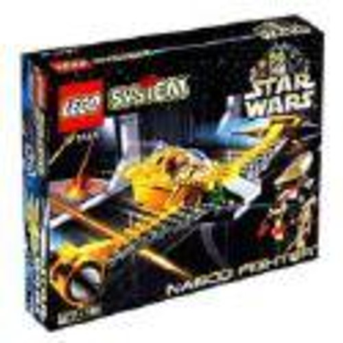 LEGO Star Wars The Phantom Menace Naboo Fighter Set #7141 [New]