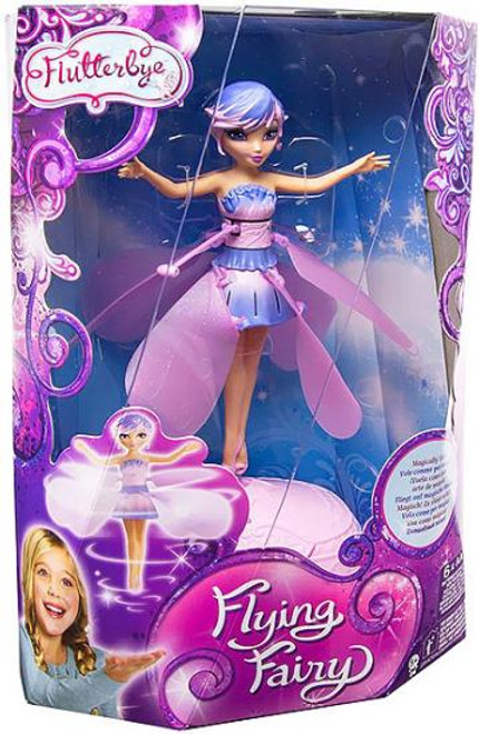Flutterbye Flying Fairy Flying Ocean Fairy Doll