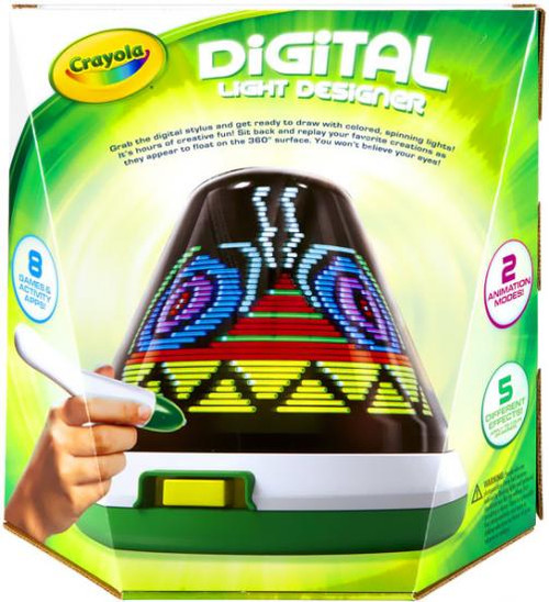 Crayola Digital Light Designer Activity Set