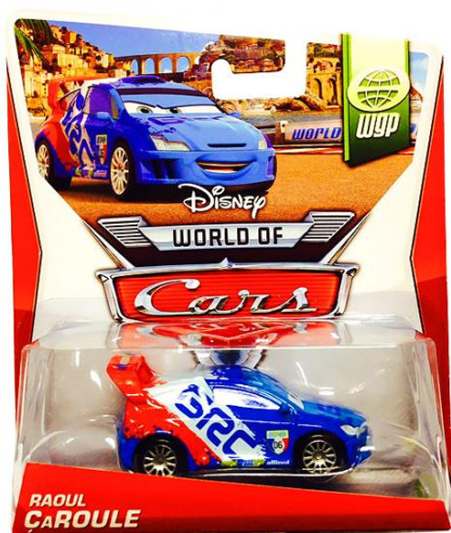 Disney Cars The World of Cars Series 2 Raoul Caroule Diecast Car