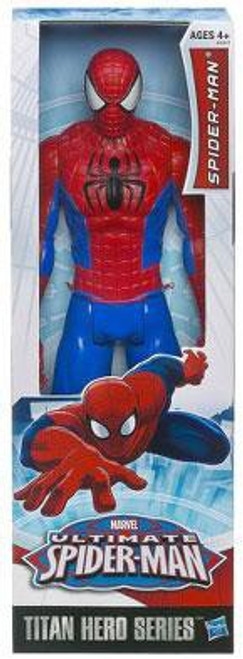 Ultimate Spider-Man Titan Hero Series Spider-Man Action Figure