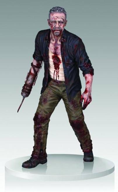 The Walking Dead AMC TV Merle Dixon Walker Statue
