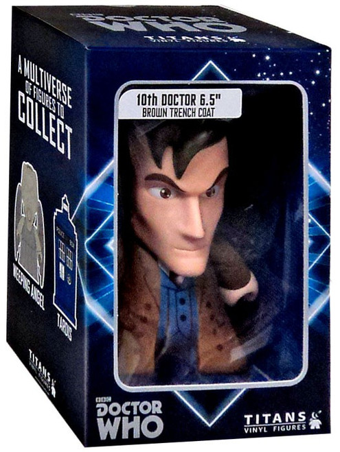 Doctor Who 10th Doctor 6.5-Inch Vinyl Figure