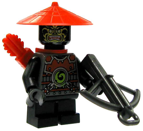 LEGO Ninjago Loose Garmadon Scout Minifigure [Loose]