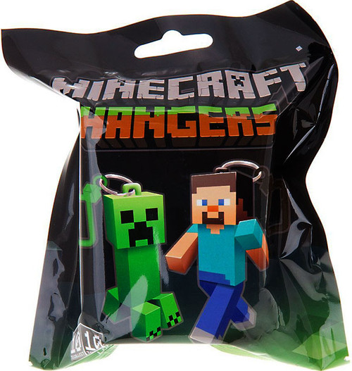 Minecraft Hangers Series 1 3-Inch Mystery Pack