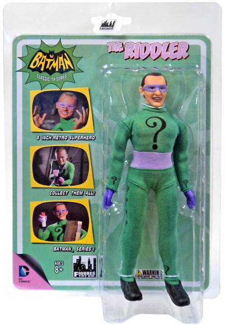 Batman 1966 TV Series Classic TV Series 1 The Riddler Action Figure
