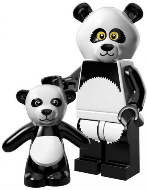 The LEGO Movie Loose Panda Guy Minifigure [Loose]
