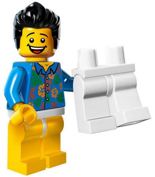 The LEGO Movie Loose Where Are My Pants? Guy Minifigure [Loose]