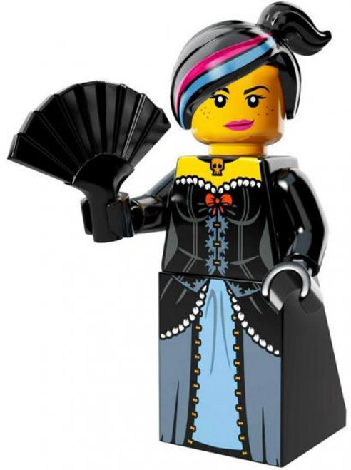 The LEGO Movie Loose Wild West Wyldstyle Minifigure [Loose]