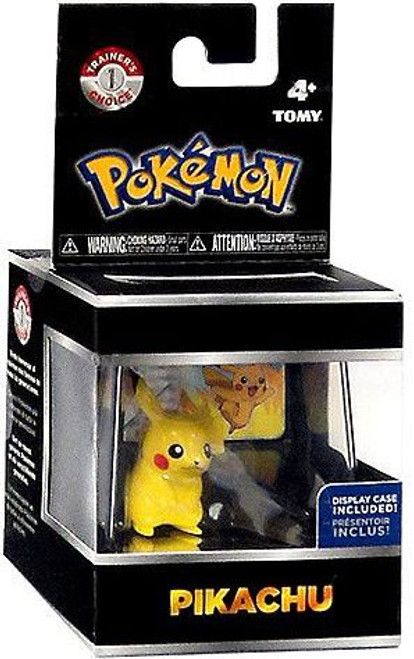 Pokemon Pikachu Trainer's Choice Mini Figure