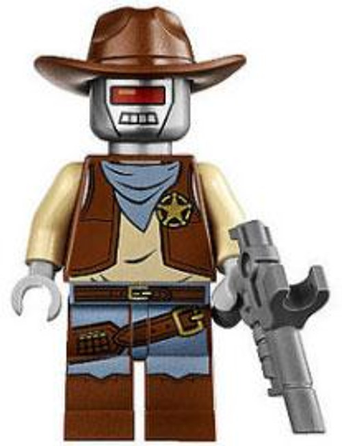 The LEGO Movie Loose Deputron Minifigure