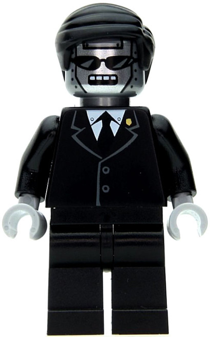 The LEGO Movie Loose Robo Fed Minifigure