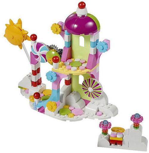 LEGO Castle Terrain Cloud Cuckoo Palace Loose Set [Loose, No Minifigures]