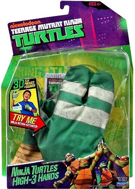 Teenage Mutant Ninja Turtles Nickelodeon Ninja Turtles High-3 Hands Roleplay Toy