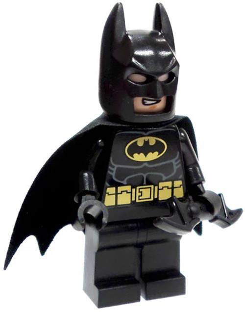 LEGO DC Universe Super Heroes Loose Batman Minifigure [Black Loose]