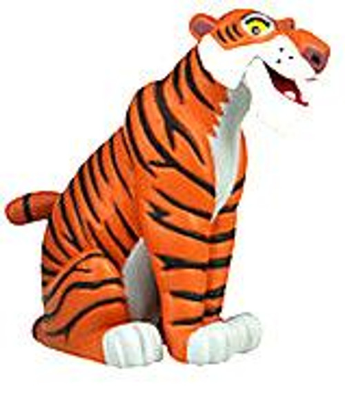 Disney The Jungle Book Figurine Playset Shere Khan Exclusive PVC Figure [Loose]