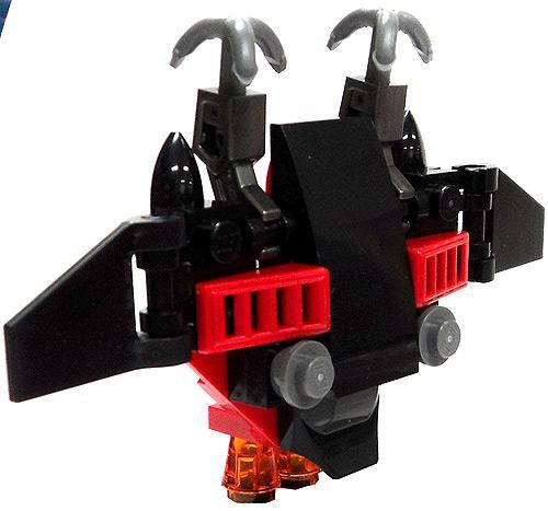 LEGO DC Universe Super Heroes Night-Wing Loose Vehicle [Loose]