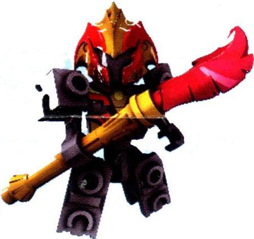 Tenkai Knights Loose Kindoh Trooper Minifigure [Loose]