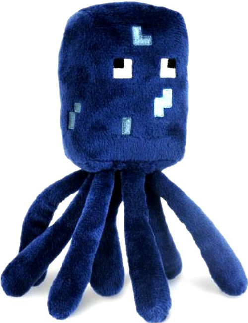 Minecraft Baby Animals Squid Plush