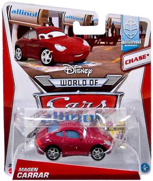 Disney Cars The World of Cars Series 2 Magen Carrar Diecast Car #2 of 9