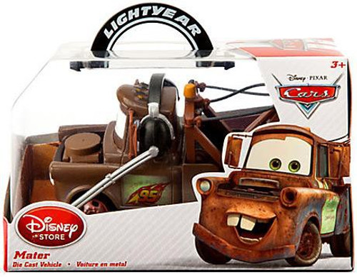 Disney Cars 1:43 Lightyear Mater Exclusive Diecast Car