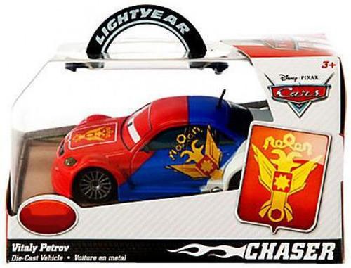 Disney Cars 1:43 Lightyear Vitaly Petrov Exclusive Diecast Car