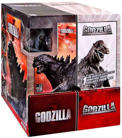 Movie Miniature Godzilla Box PVC Figures
