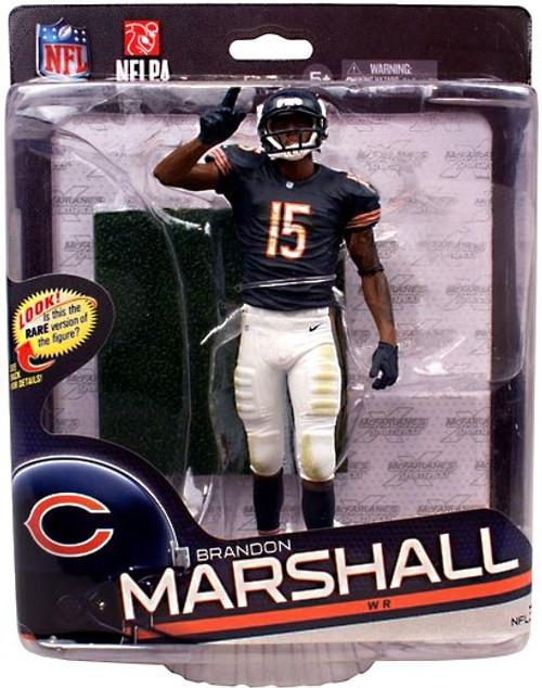 McFarlane Toys NFL Chicago Bears Sports Picks Series 34 Brandon Marshall Action Figure