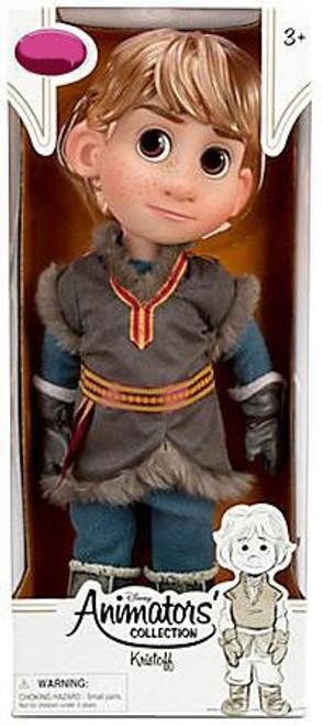 Disney Frozen Animators' Collection Kristoff Exclusive 16-Inch Doll