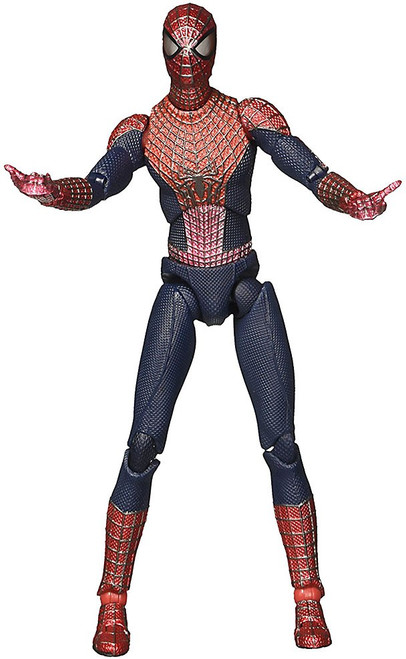 The Amazing Spider-Man 2 MAFEX Spider-Man Action Figure [DX Set]
