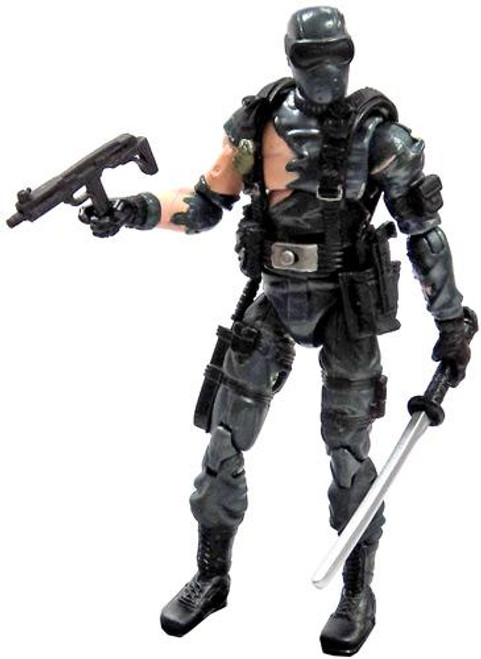 GI Joe Loose Snake Eyes Action Figure [Version 32 Loose]