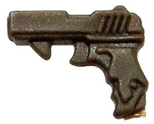 GI Joe Loose Weapons Holdout Pistol Action Figure Accessory [Olive Green Loose]