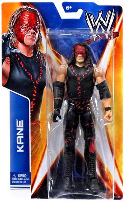 WWE Wrestling Signature Series 2014 Kane Action Figure