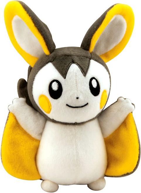 Pokemon Black & White 8 Inch Emolga Plush