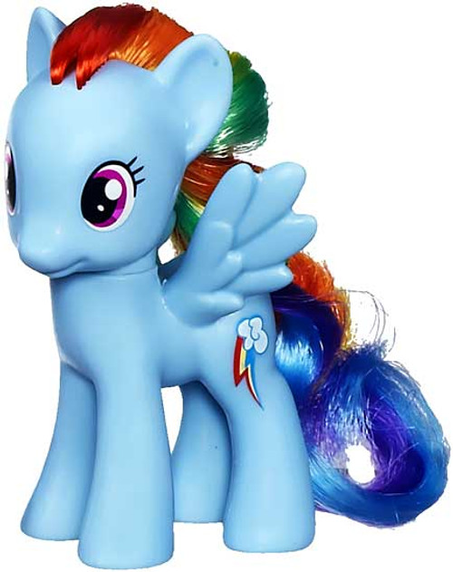 My Little Pony 3 Inch Loose Rainbow Dash Collectible Figure [Midnight in Canterlot Loose]