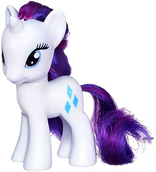 My Little Pony 3 Inch Loose Rarity Collectible Figure [Loose]