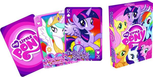 Novelties My Little Pony Playing Cards